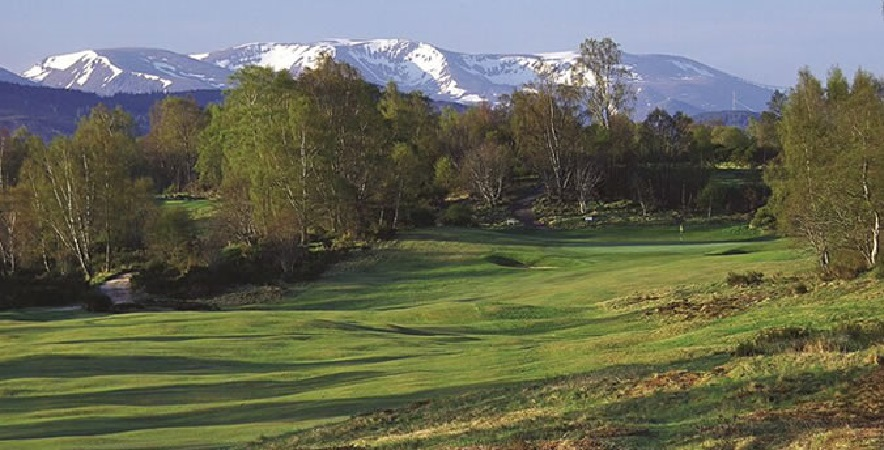 Guest green fee offer at Boat of Garten GC